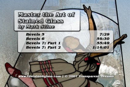 stained glass class,stained glass instruction,stained glass dvd,stained glass video,making stained glass,learn stained glass,how to make stained glass