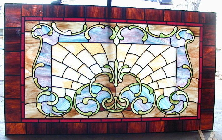 new victorian stained glass