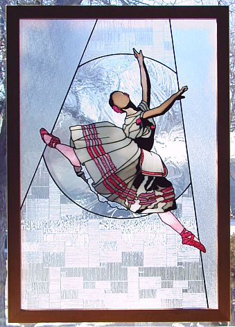 stained glass giselle