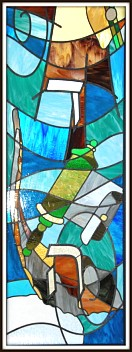 anshe sfard synagogue stained glass